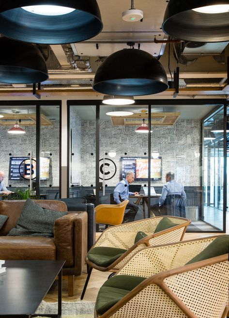 WeWork Office by Oktra - Office Snapshots
