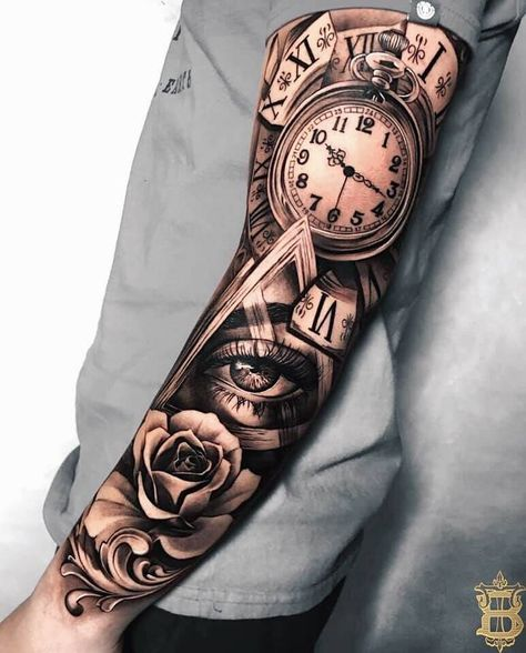 Bamboo Tattoo Studio - Canadian Home of Tattoo Realism .- Bamboo Tattoo Studio – Kanadische Heimat des Tattoo-Realismus – Piraten Tattoo… Bamboo Tattoo Studio – Canadian Home of Tattoo Realism – Pirate Tattoo – -