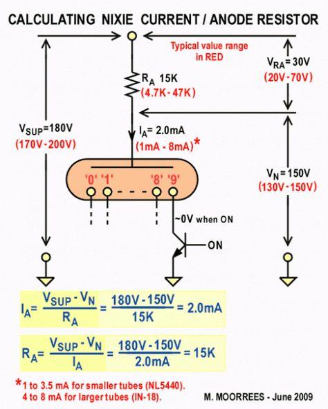 nixie tube hv driver make nixie tube, tube, electrolytic capacitorMbed Using Nixie Tubes Electrical Engineering Stack Exchange #8