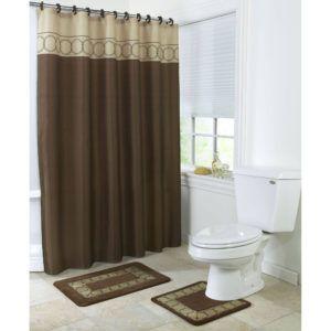 Shub Retractable Shower Curtain