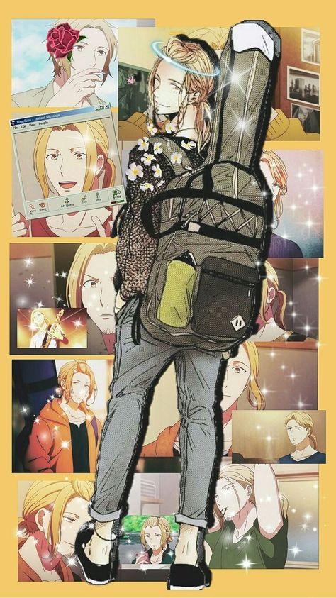 imagenes de este precioso anime/manga y obviamente de sus ships 7u7 y… #detodo # De Todo # amreading # books # wattpad