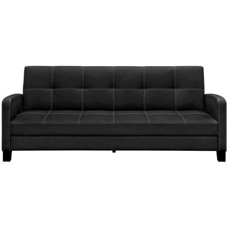Excellent Dhp Delaney Futon Couch Sofa Sleeper Multiple Colors Beatyapartments Chair Design Images Beatyapartmentscom