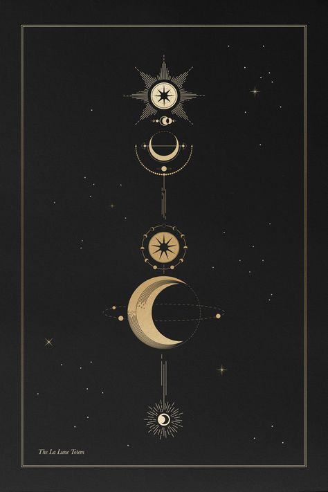 The La Lune Totem – Cocorrina