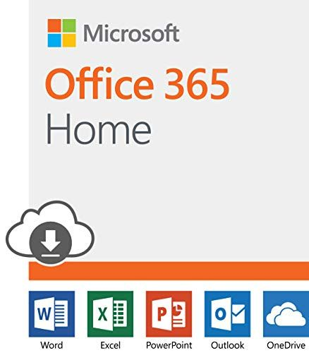 Microsoft Office 365 Home 12 Month Subscription Up To 6 People Pc Mac Download In 2020 Microsoft Office Office 365 Microsoft