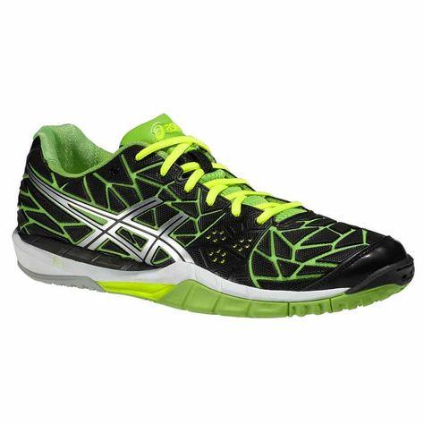 Asics Gel Fireblast Green | Asics, Asics gel, Shoes