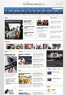 social networking website templates free download