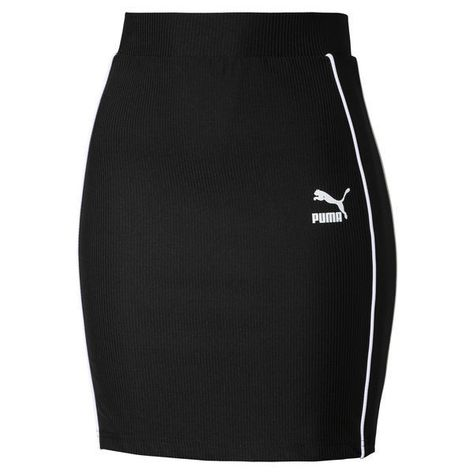 Evolution Women's Mid Tube Skirt ($43) ❤ liked on Polyvore featuring skirts and tube skirts