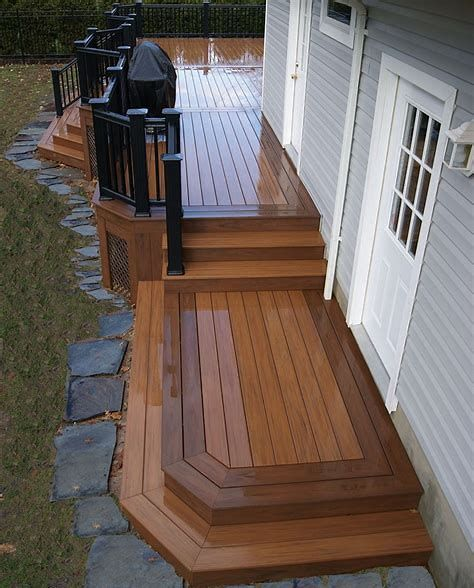 Composite Decking Is A Wonderful Different To All Wood Decking And