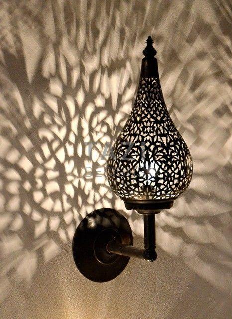 Moroccan Wall Sconce Stalactita Wall Lights Sconces Moroccan