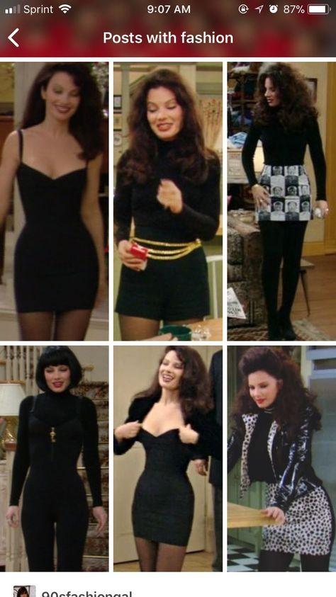 The nanny -fran drescher outfits The nanny -fran drescher outfits Source by incexbro Fashion outfits
