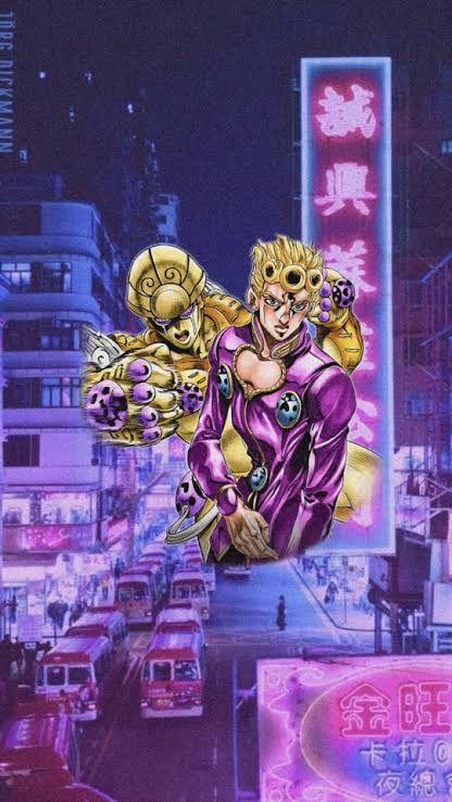 Jjba Aesthetic Images And Wallpapers Jojo Anime Kars Jojo Anime Wallpaper