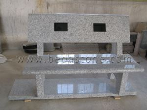 Stone Memorial Benches Classic Stone Memorial Benches Can Be Showed In The Materials Of G603 Shanxi Black G682 Indian Red E Memorial Benches Bench Granite
