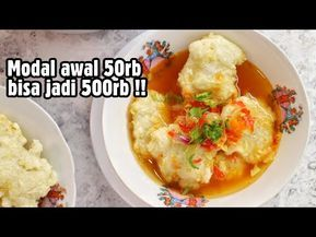 Ide Jualan Makanan Unik Bermodal 50rb Bisa Jadi 500rb Youtube