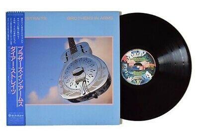 Dire Straits Brothers In Arms Vertigo 28pp 1005 1985 Obi Vinyl Lp Japan Press 2020