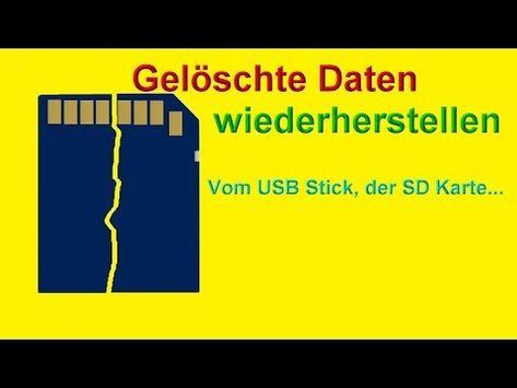sd karte handy wiederherstellen Gelöschte Bilder vom Handy – Smartphone   Sd Karte   USB Stick