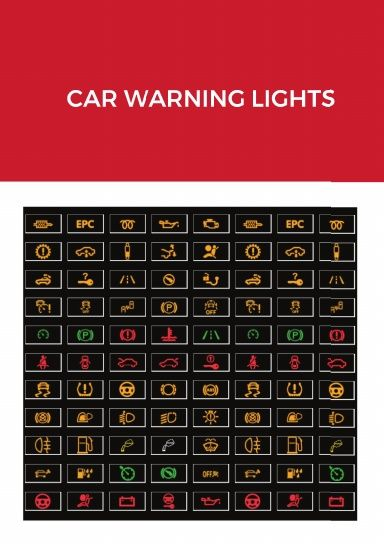 Your Vehicle S Dashboard Light Plays An Important Role These Lights Indicate An Issue With Your Car That Needs Either Warning Lights Red Warning Light Lights