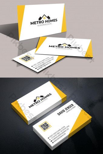Corporate Business Card Design Ai Free Download Pikbest In 2020 Business Card Design Business Card Template Design Corporate Business Card Design