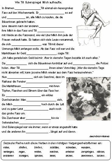 Zeitformen von Verben | deutsch 4. Klasse | Pinterest | Deutsch ...