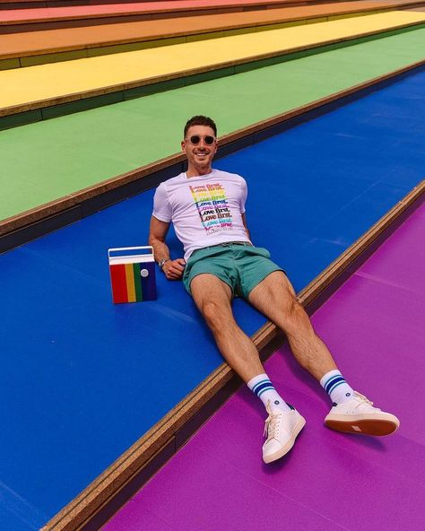 #ad Loud and proud! Obsessed with the levels of sass the ENEBY speaker with the limited edition pride cover brings! Longtime followers will know how much of an @ikeausa super fan I am! Tthis June, 30% of the purchase price from sales of their STORSTOMMA bags and the ENEBY rainbow speaker covers (up to $50,000) will be donated to @GLSEN*, to help further its mission of supporting LGBTQ+ inclusion in K-12 schools.  *Purchase is not tax deductible. Excludes sales made in AL, MA, MS, SC and HI.