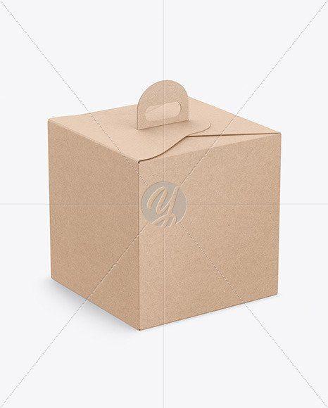 Download Bakery Box Mockup Box Mockup Kraft Boxes Bag Mockup