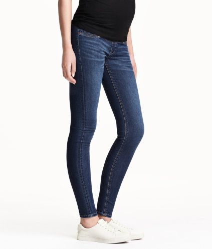 57e3b965ce33a MAMA Super Skinny Jeans | Product Detail | H&M