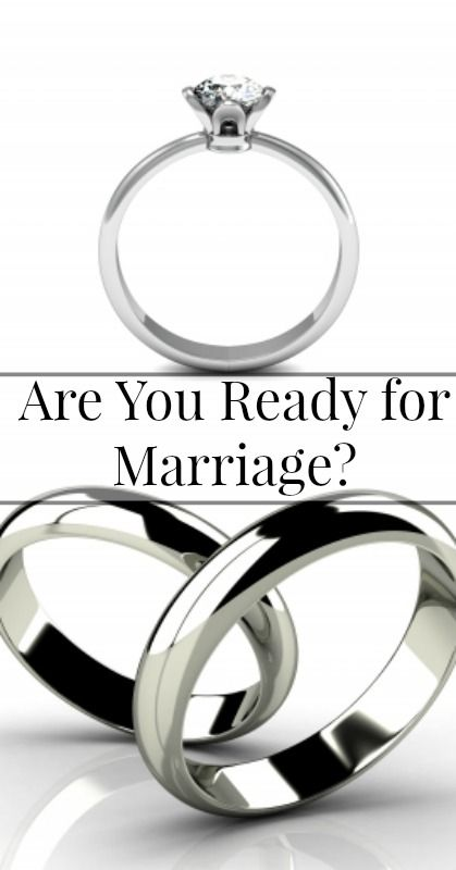 Are you ready for marriage?  {Marriage, Marriage Tips, Weddings, Premarital Counseling, Relationships, Engagement}