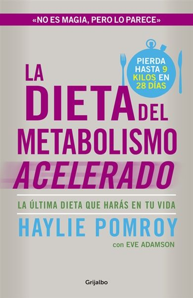 la dieta del metabolismo acelerado blog