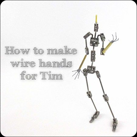 All Three Parts Of The Armature Are Taped Together With Foil Tape