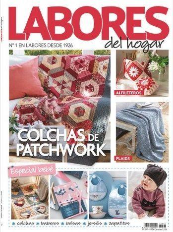 Labores Del Hogar Revista Especializada En Labores Textiles Y