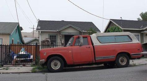 1971 International Harvester 1210 ¾ Ton Bonus Load Pickup