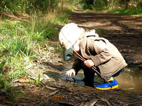 Abc Net Au Children Playing Outdoors Nature Unstructured Time