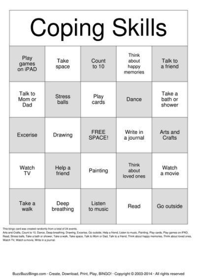Coping Skills Worksheet For Kids Worksheets Are Obviously The Backbone To Students Learning A In 2021 Coping Skills Worksheets Coping Skills Activities Coping Skills
