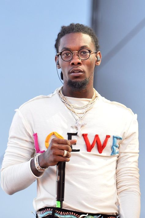 Who Is Offset? Meet the Rapper Who Stole Cardi B's Heart, and Then Some