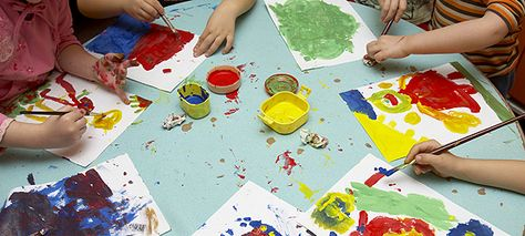 Reggio-Pädagogik: Die einzige Pflicht heißt selbst entscheiden. Was ist eigentlich Reggio-Pädagogik? Wir geben Ihnen Antworten auf Fragen zu diesem Erziehungsmodell. © Thinkstock