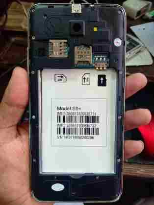 Samsung Clone S9 Flash File | Firmware Mt6580 Noughat 7 1