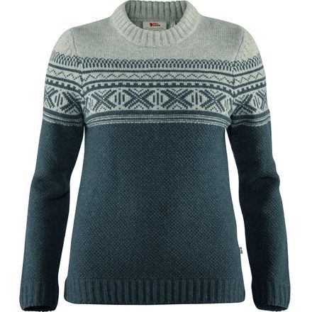 Fjallraven Ovik Scandinavian Sweater Women S A Lot Of Women S Interest In Knitting Models This Time For Male In 2020 Sweaters For Women Fjallraven Women Sweaters