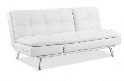 Dvosed Bryrup Tkanina Siva Jysk Sofa Bed White Sofa Bed Sofa