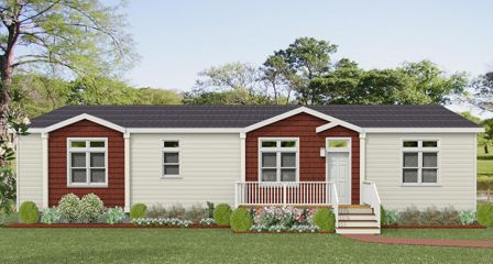 The Imperial Model Imp 46025w Manufactured Home Manufactured Home Manufactured Homes Floor Plans Large House Plans