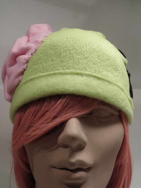63af4a3c01b Zombie Brains Fleece Hat