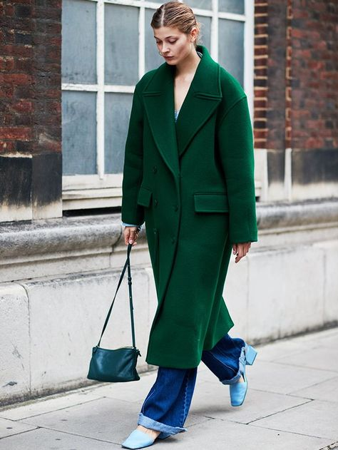 50 Street Style Looks From London Fashion Week to Inspire Your Wardrobe via Women fashion outfit