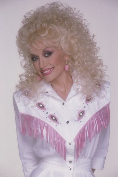 Dolly Parton Photographed By Mario Casilli 1987 Eclectic Vibes