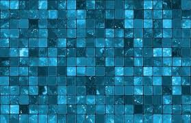 Pool Tile Texture Texture Surface Blue Mosaic Glass Pool Tile With