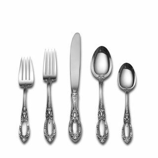 Silver In The Dishwasher Of Course How To Clean Silver Dishwasher Clean Sterling Silver