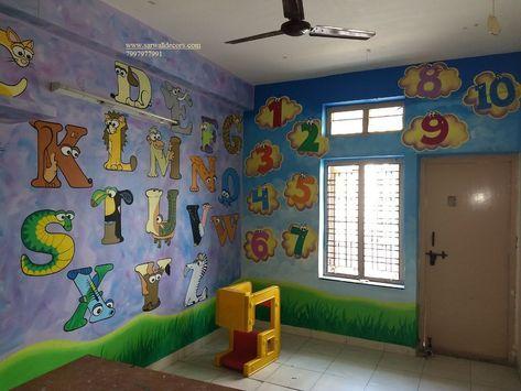 Painting Walls Ideas School 42 Ideas Education