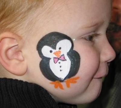 Face painting ideas on pinterest easy face painting for Painting ideas for boys