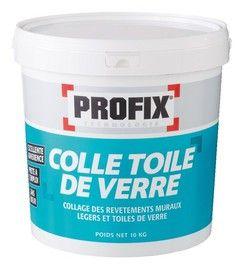 Colle Pour Toile De Verre 10 Kg Brico Dépôt Toile De