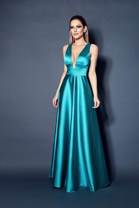 Camila Siqueira En 2019 Vestidos De Baile Largos Vestidos