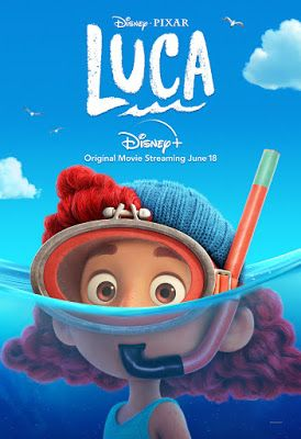 Luca 2021 Trailers Featurettes Images And Posters In 2021 Disney Original Movies Disney Animated Films New Pixar Movies
