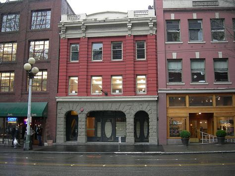 PANICd : Paranormal Information : The Butterworth Building or Butterworth Block at 1921 First Avenue in Seattle, Washington (U.S. state) was originally built as the Butterworth More information at: http://www.panicd.com/location.php?ln=1090