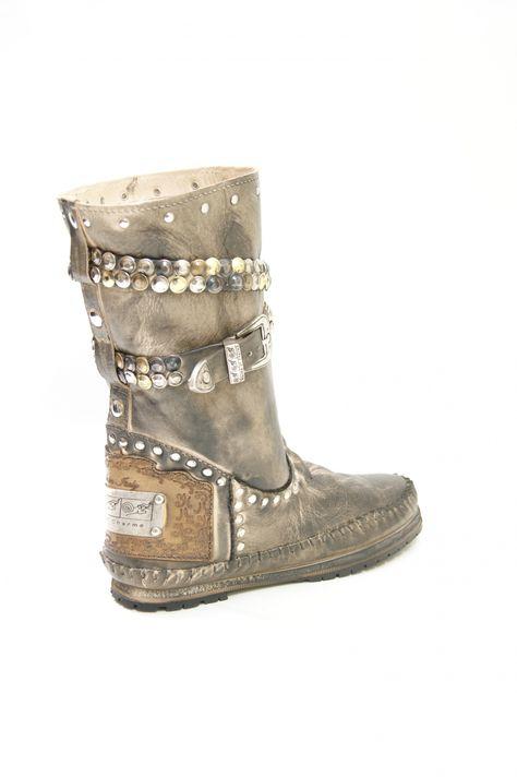 bruin suède Karma of Charme Boots YMIZ H. LACI 3   Laarzen